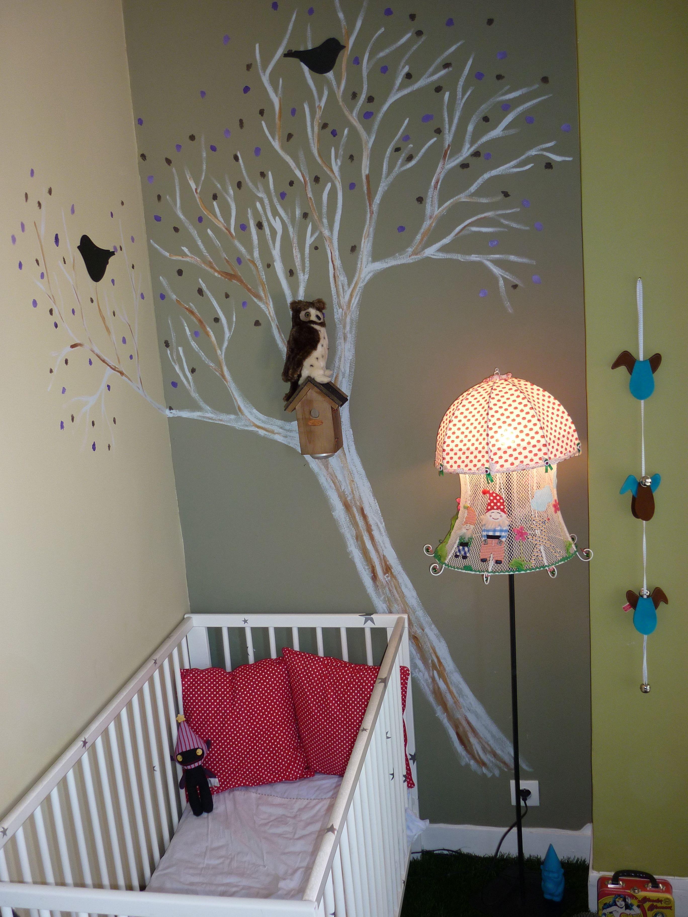 une déco sympa dans la chambre de mon bébé - la déco décodée