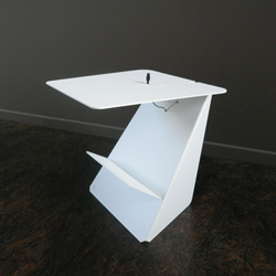 Table de chevet zeta un design incomparable la d co d cod e - Tables de nuit design ...