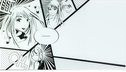 joli bureau s rigraphi manga pour ado la d co d cod e. Black Bedroom Furniture Sets. Home Design Ideas