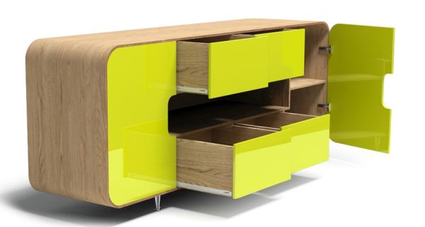 Des meubles vintage et design la fois chez rue des cam leons la d co d cod e - Meuble pas cher paiement plusieur fois ...