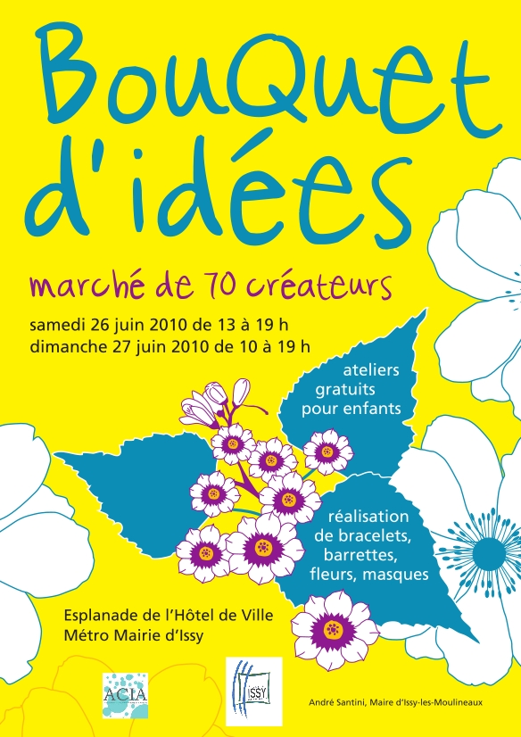 Bouquet d'Idées - Marché de créateurs