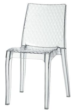 Chaise hypnotic chez conforama fan la d co d cod e - Chaises transparentes conforama ...