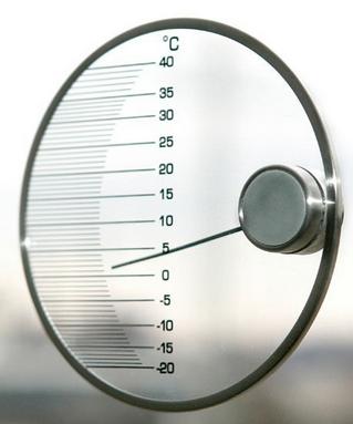 Thermom tre ext rieur original la d co d cod e for Thermometre exterieur original
