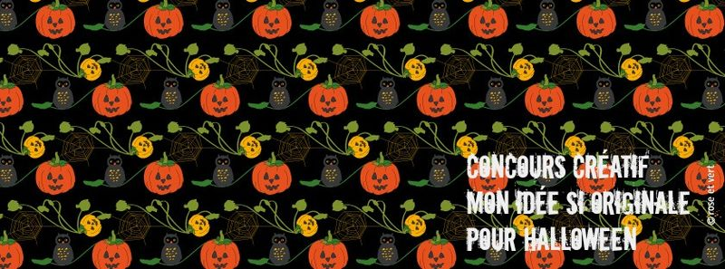 Banner concours halloween siandso